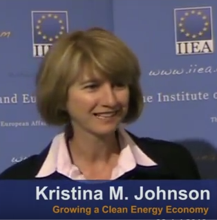 Dr. Kristina M. Johnson
